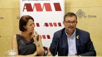L'AMI obre la porta a presentar una querella contra la fiscalia per la investigació dels alcaldes per l'1-O