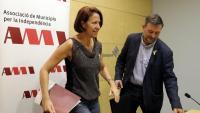 Madrenas i Cervera demanaven ahir una estratègia de defensa unitària als alcaldes