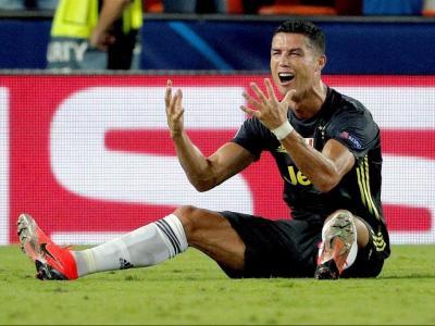 Cristiano Ronaldo, impotent i desconsolat