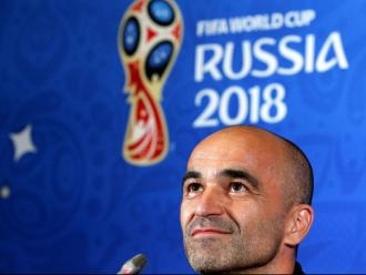 Robert Martínez l'estiu passat al mundial