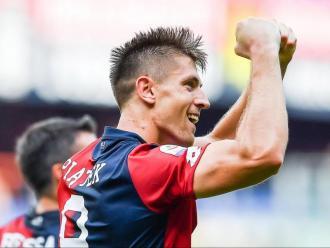 Piatek, gran revelació de l'inici de temporada al futbol italià