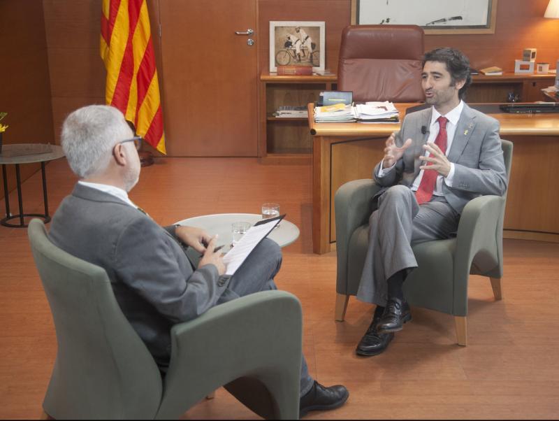 elpuntavui.cat - Redacció - 'Impulsarem una identitat digital catalana'