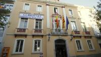 Façana de l'Ajuntament de Blanes