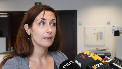 La directora de la DGAIA, Georgina Oliva