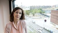 Georgina Oliva, directora de la Dgaia, fotografiada al seu despatx, en una imatge d'arxiu