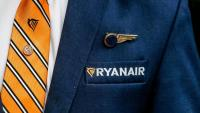 Imatge d'un empleat de Ryanair