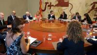 El Govern fa el Consell Executiu que aprova el Pla de Govern