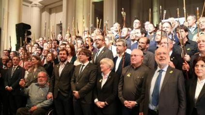 Uns 200 alcaldes van anar el 7 de novembre a Brussel·les
