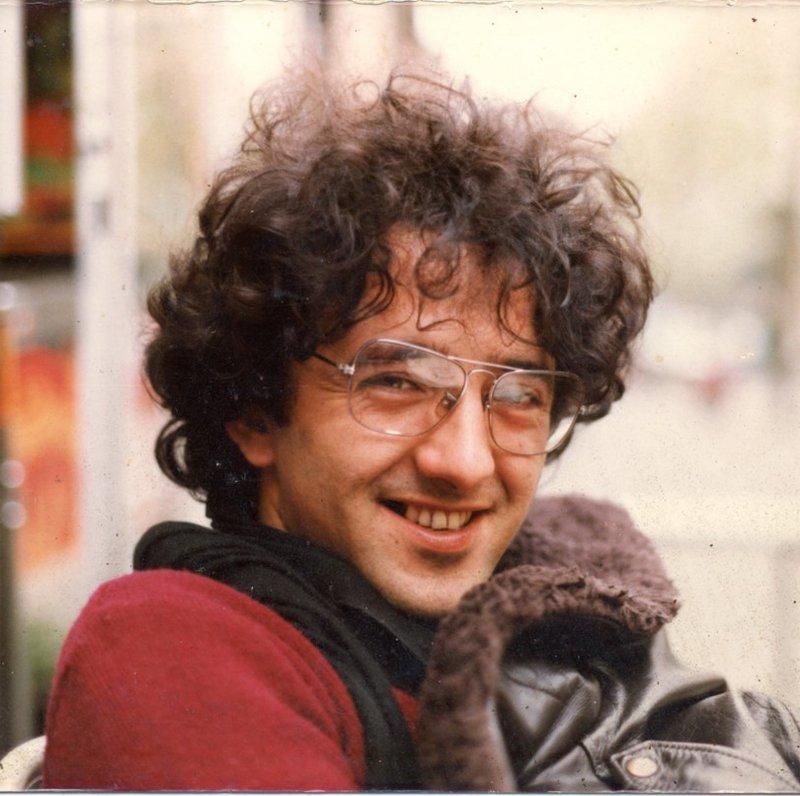 Imatge de Roberto Bolaño.