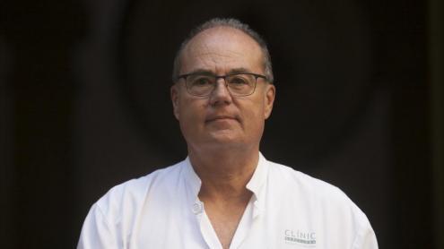 El doctor Antoni Trilla dedica molts esforços a la divulgació en matèria de salut