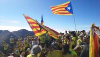 Més de 17.850 persones, als Cims per la Llibertat