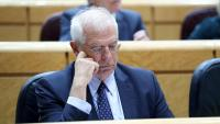 El ministre Josep Borrell
