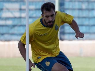 Borja Iglesias està tranquil i convençut que els seus registres de cara a porteria milloraran.