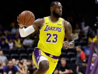 LeBron la gran atracció de l'NBA 2018/2019