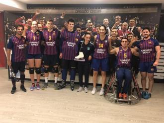 """Els diferents esports amateurs del Barça lluiran """"Fundació Barça"""" a la samarreta"""