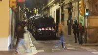 Desallotjat el casal okupa Ca La Trava i detinguts dos dels seus ocupants