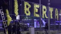 Agredeixen un veí de Matadepera per gravar uns individus que retiraven cartells exigint la llibertat dels presos polítics