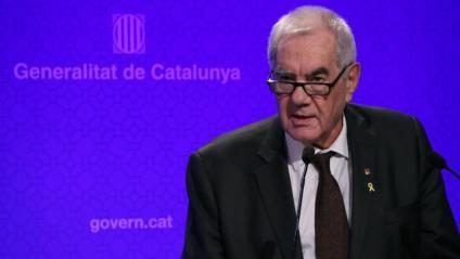 Maragall diu a la BBC que fins que l'independentisme no superi el 50% no podrà demanar suport internacional