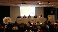 Sessió inaugural de la IX Jornada sobre l'ús del català a la justícia a Vic