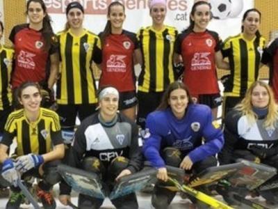 El Voltregà i el Generali Palau, en la final de la copa Esports Penedès, de l'OK Lliga femenina