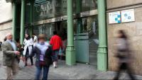 Imatge d'arxiu de l'exterior de l'Hospital Clínic de Barcelona