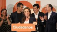 Carolina Punset valora els resultats electorals de Cs al País Valencià