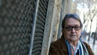 El novel·lista i periodista Robert Saladrigas, en una imatge del 2012, quan va publicar 'L'estiu de la pluja'