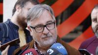 El coordinador general de Catalunya en Comú, Ramon Arnabat