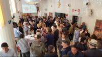 Molts cuiners s'han deixat caure a la presentació de l'edició d'enguany del Fòrum Gastronòmic de Girona