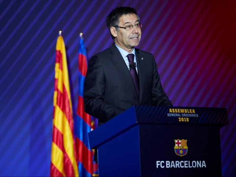 Josep Maria Bartomeu continua repassant algunes  de les conseqüències de l'assemblea de dissabte