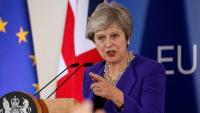 Theresa May, primera ministra britànica