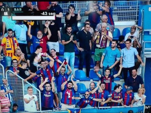Els seguidors del Barça s'han de gratar la butxaca de valent a l'hora de comprar entrades a domicili en la lliga