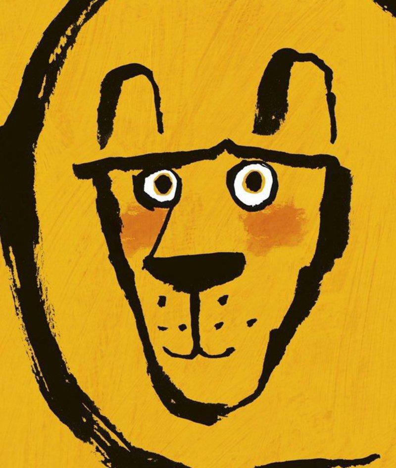Imatge d'El lleó d'Ed Vere.