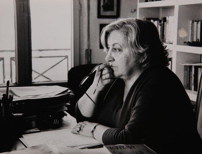 Imatge de Maria Aurèlia Capmany.