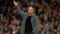 L'entrenador del Manchester City, Pep Guardiola, aquest diumenge