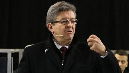 L'excandidat a l'Elisi, Jean-Luc Mélenchon