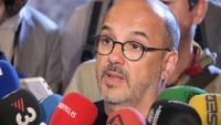 """Campuzano acusa PP i Cs d'utilitzar """"un llenguatge bèl·lic"""" per parlar de Catalunya"""