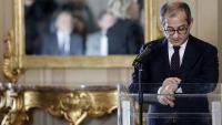 EL ministre d'Economia i Finances italià, Giovanni Tria