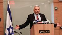 Lieberman anuncia la dimissió com a ministre de Defensa, a la Knesset