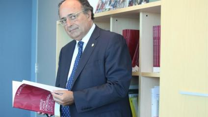 El síndic major, Jaume Amat