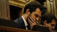 Torrent fixa la desqualificació personal com a línia vermella al Parlament