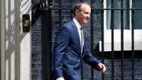 El ja exministre britànic, Dominic Raab