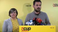 Lluc Salellas deixa el secretariat nacional de la CUP