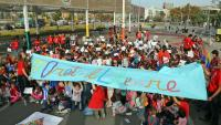 Acte amb motiu del Dia Internacional dels Drets dels Infants el 2015