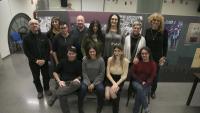 Membres de Trans*forma la Salut, formada per una vintena de col·lectius i activistes transgènere