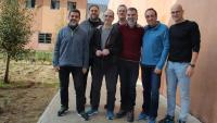 Els set presos polítics que es troben a Lledoners