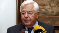 El primer president de l'Eslovènia independent, Milan Kucan, el 6 de desembre passat