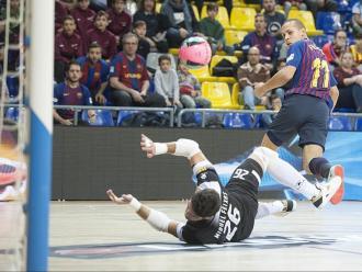 Ferrâo, en una imatge d'arxiu, va fer dos gols, ahir, a Valdepeñas