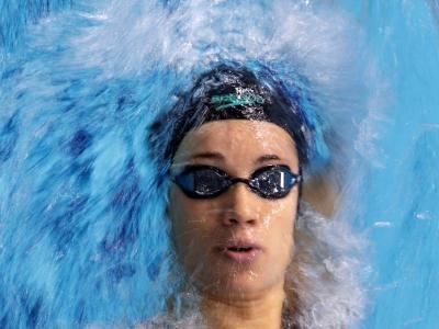 Amb 20 anys, Zamorano disputa el seu primer mundial en piscina curta