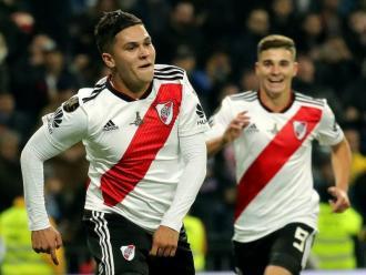 Quintero i el gol més important de la seva carrera
